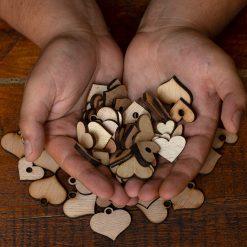 Дървени Фигурки
